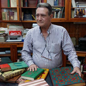 Encuadernaciones Sebastian Rodriguez Vázquez